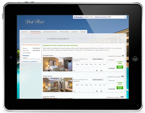 hotel-park-web-applications