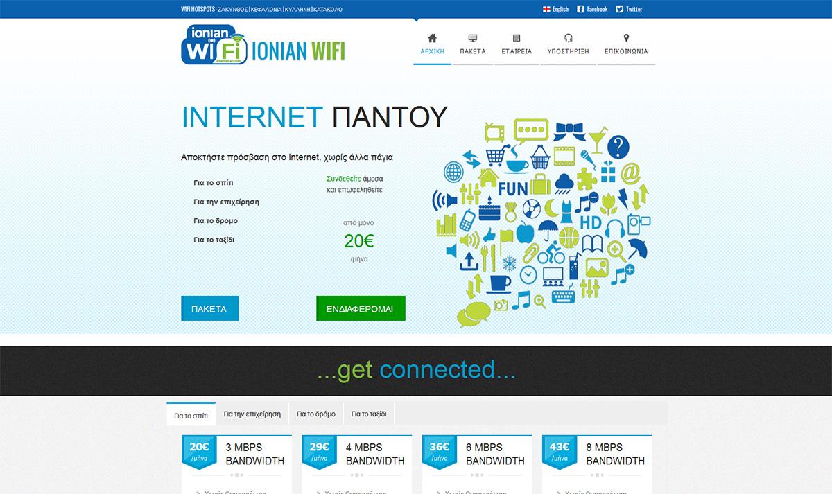 Ionian WiFi